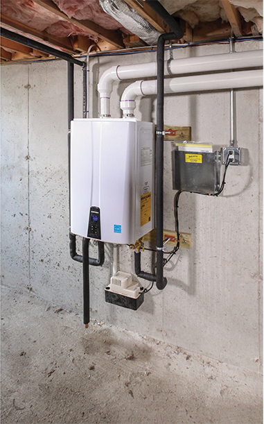 Tankless Water Heater Prestige Plumbing Ohio
